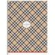 SHKOLYARYK® Dizajnový blok so špirálou A4+, 80 listov, linajkový, mix motívov, 104020007