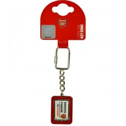 Kovový prívesok na kľúče ARSENAL Street Spinner
