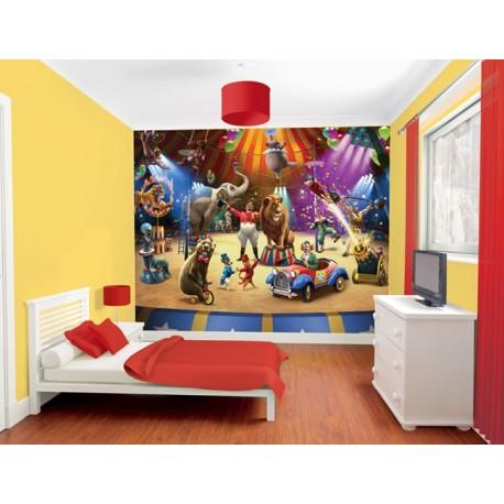 WALLTASTIC®  Fototapeta 243 x 304cm CIRKUS WALLTASTIC® CIR2999