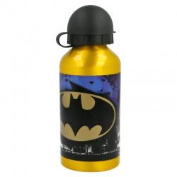 Hliníková fľaša na pitie BATMAN, 400ml, 85534