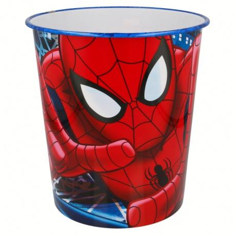 Plastový smetný kôš  SPIDERMAN, 02248
