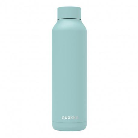 QUOKKA Nerezová fľaša / termoska COOL GRAY POWDER 630ml, 11863