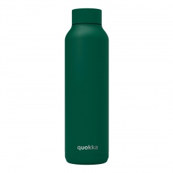 QUOKKA Nerezová fľaša / termoska DARK FOREST POWDER, 630ml, 11862
