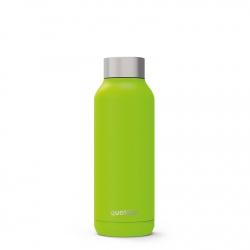 QUOKKA Nerezová fľaša / termoska LIME, 510ml, 11828
