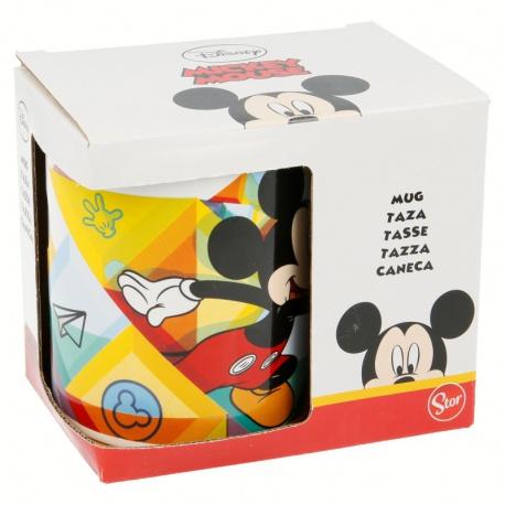 Keramický hrnček MICKEY MOUSE Color, 325ml, 78121