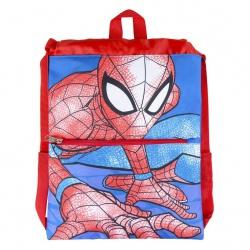 Zaťahovacie  vrecúško / batoh na chrbát SPIDERMAN, 2100003007