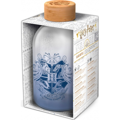 Sklenená fľaša HARRY POTTER 620ml, 00344