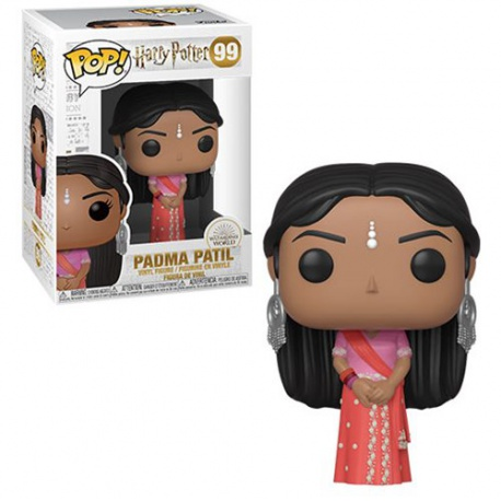 Funko POP Movies: Harry Potter - Padma Patil (Yule)