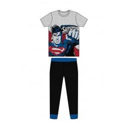 Pánske bavlnené pyžamo SUPERMAN