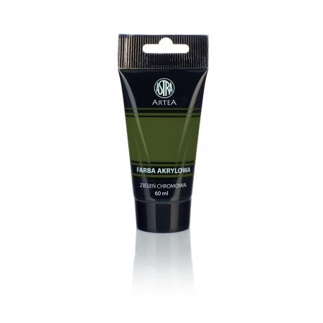 ARTEA Akrylová farba Profi 60ml, Chrome Green / Chrómová Zelená, 83410939