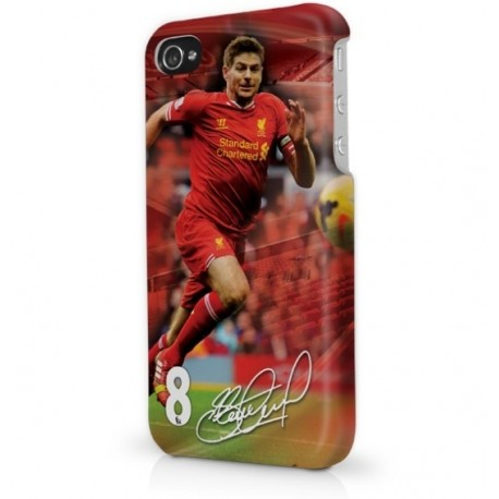 Ochranný kryt na  iPHONE 5/5S FC LIVERPOOL Gerrard FOREVER COLLECTIBLES LIV1959
