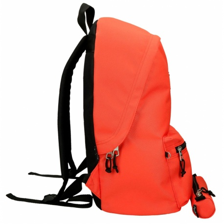 PEPE JEANS® Basic Color Red, Študentský batoh + puzdro, 6329221