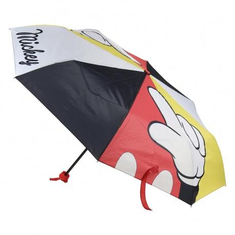 Chlapčenský skladací dáždnik MICKEY MOUSE, 2400000508