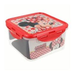 Plastový box na uschovávanie jedla  MINNIE MOUSE, 1400ml, 14563