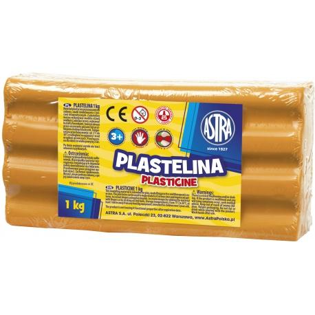ASTRA Plastelína 1kg Oranžová, 303111005
