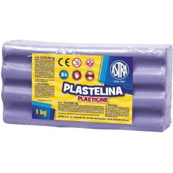 ASTRA Plastelína 1kg Fialová svetlá, 303111011