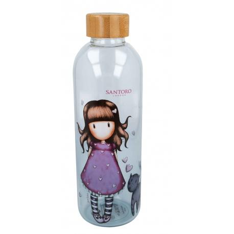Luxusná sklenená fľaša GORJUSS® 1030ml, 00293