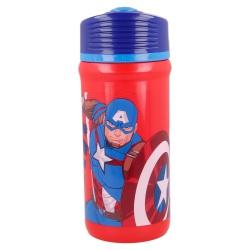 Plastová fľaša AVENGERS Twister, 390ml, 57705