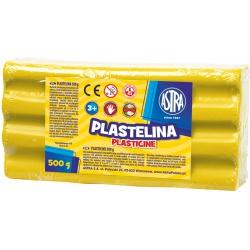 ASTRA Plastelína 500g Žltá, 303117003