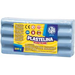 ASTRA Plastelína 500g Modrá Svetlá, 303117008