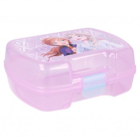 Plastový box na desiatu DISNEY FROZEN Premium, 51027