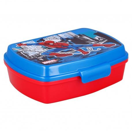 Plastový box na desiatu SPIDERMAN, 51374