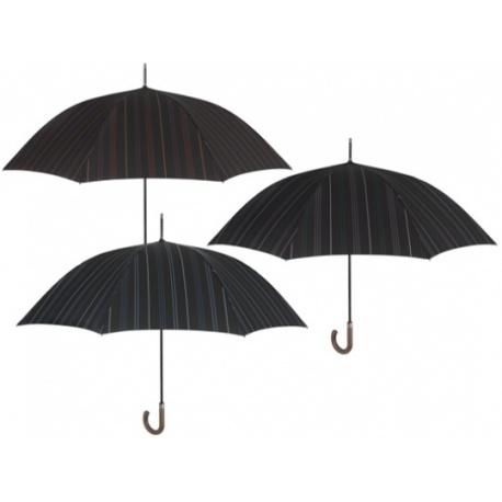PERLETTI® Unisex automatický dáždnik XL, TECHNOLOGY, mix farieb, 21709