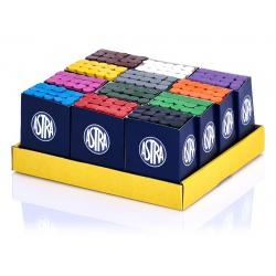 ASTRA Plastelína pre školy 12 farieb 2,5kg, 303111043
