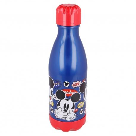 Plastová fľaša MICKEY MOUSE Simple, 560ml, 41000