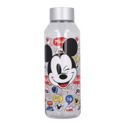 Plastová fľaša MICKEY MOUSE Transparent 660ml, 50113