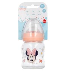 Dojčenská fľaša MINNIE MOUSE, 0+, 150ml, 13101