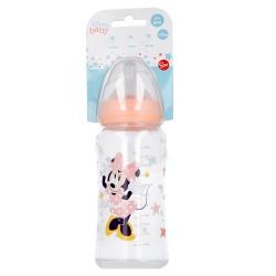 Dojčenská fľaša MINNIE MOUSE, 0+, 360ml, 13103