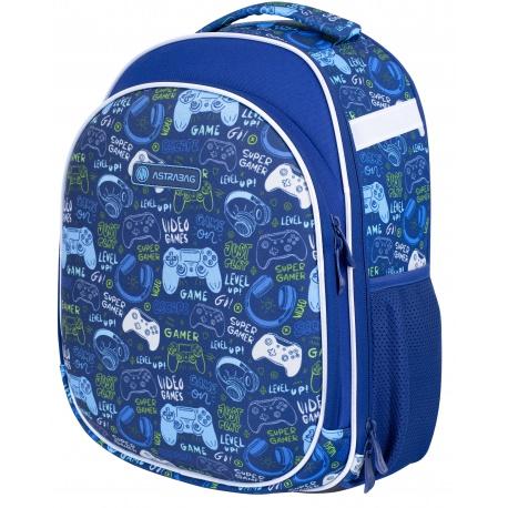Anatomická školská taška / batoh GAME GO , AS1, 501021021