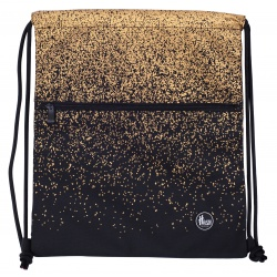 Luxusné vrecúško / taška na chrbát HASH® Golden Dust, AD2, 507021321