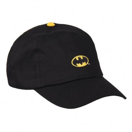 Chlapčenská šiltovka BATMAN Black, 53cm, 2200007134