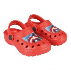 Detské sandále AVENGERS červené, 2300004303