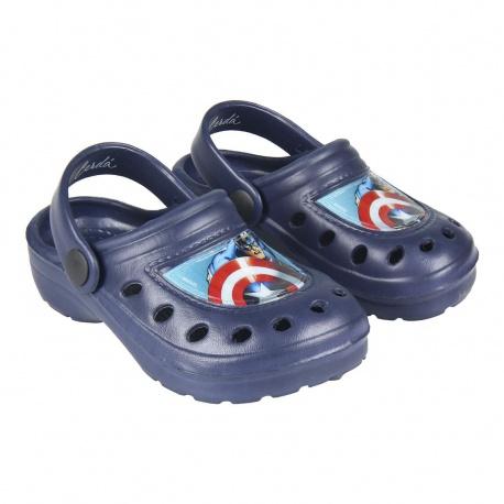 Detské sandále AVENGERS tmavomodré, 2300004303 - 24/25