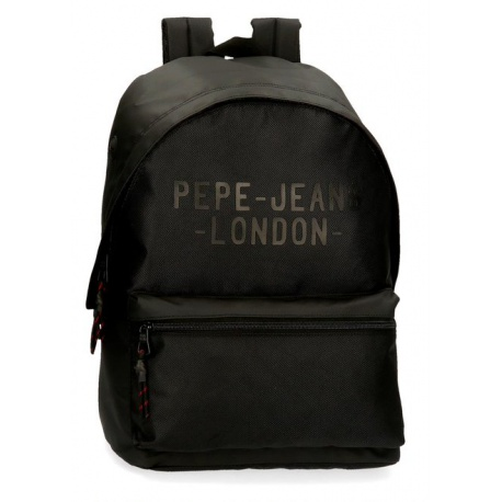 "Batoh na notebook 15,6"" PEPE JEANS® Bromley Black, 7162321"