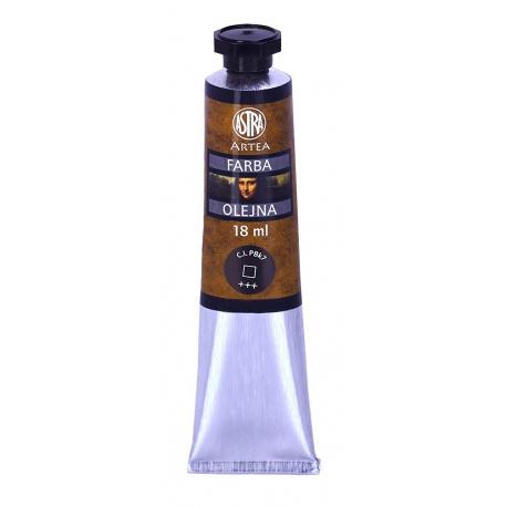 ARTEA Olejová farba Profi 18ml, Lamp Black / Sadza Čierna, 83410953