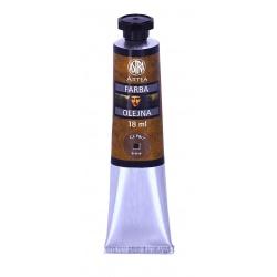 ARTEA Olejová farba Profi 18ml, Raw Umber / Hnedá Prírodná, 83410967