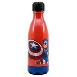 Plastová fľaša AVENGERS Simple, 560ml, 43100