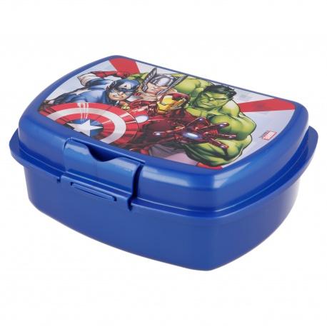 Plastový box na desiatu AVENGERS, 57738