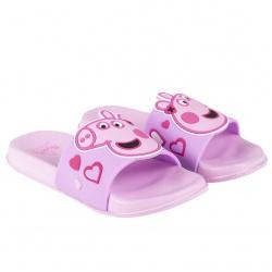 Detské šľapky PEPPA PIG ružové, 2300004755