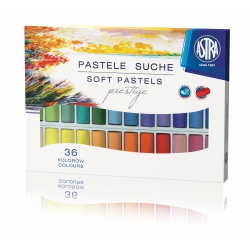 ASTRA Suchý pastel PRESTIGE 36ks, 323117003