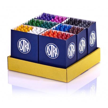 ASTRA Voskové farbičky pre školy Premium 144ks, 316111004