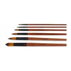 ARTEA Profesionálny štetec pre umelcov, okrúhly, veľkosť 1, 315120002