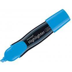 MONAMI® Zvýrazňovač 604, 1-6mm, Modrý, 2060067560