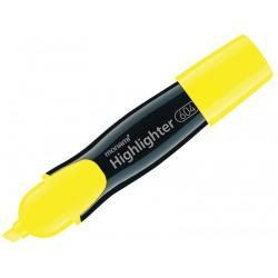 MONAMI® Zvýrazňovač 604, 1-6mm, Žltý, 2060067561