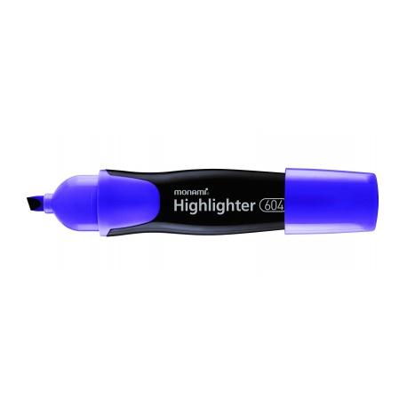 MONAMI® Zvýrazňovač 604, 1-6mm, Fialový, 2060067559