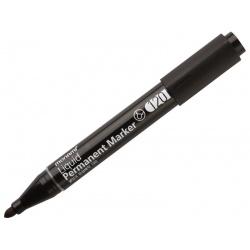 MONAMI® Permanentný popisovač SigmaFlo 120, 2mm, Čierny, 2080151501